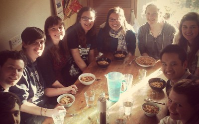 Around the Table: How Sharing Food is an Act of Faith and Love