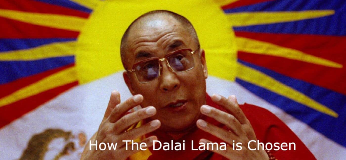 How the Dalai Lama is chosen - FaithCounts