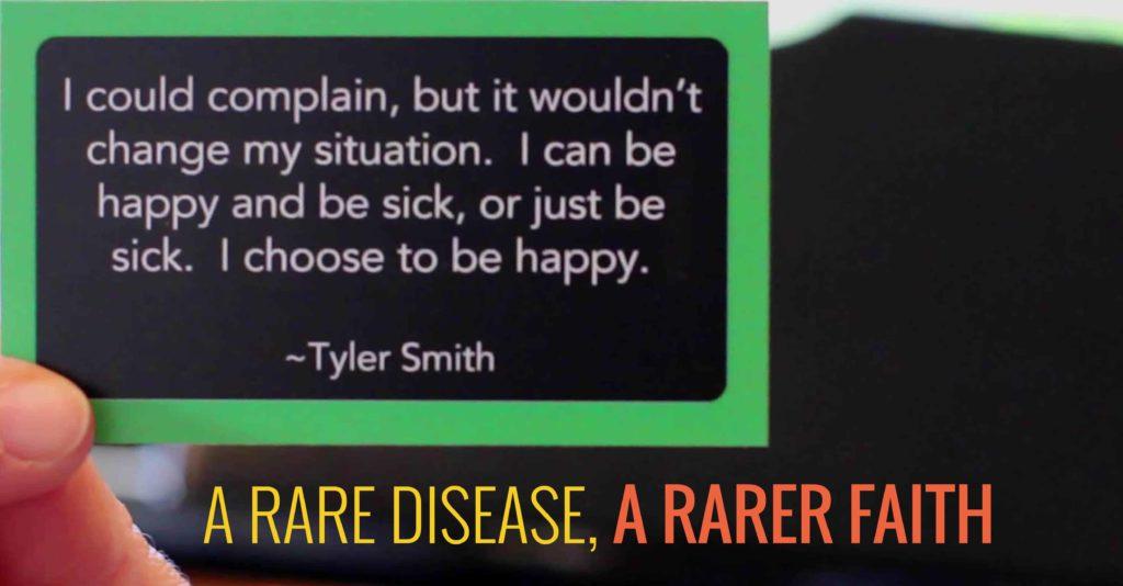 a rarer faith