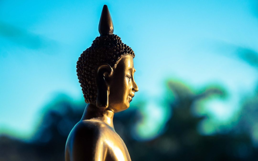 The Buddha's First Sermon — A path to happiness for all faiths