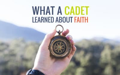 What a Cadet Learned About Faith
