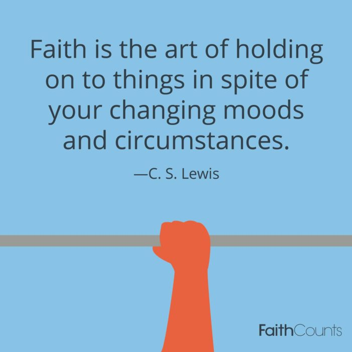 7 Things C. S. Lewis Taught Us About Faith