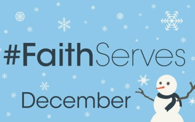#FaithServes December