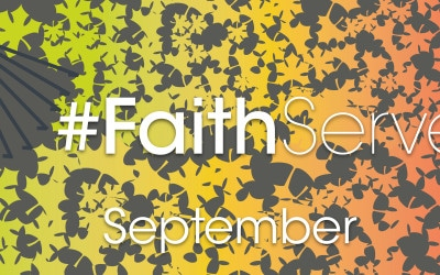 #FaithServes September