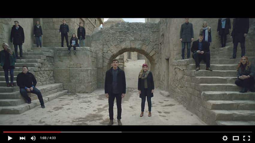 Oh, Come, All Ye Faithful Music Video – Faith Counts