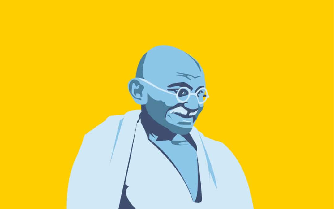 5 Lessons Gandhi Teaches Us About Humanity