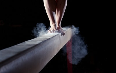 My Best Humility Teacher: The Balance Beam