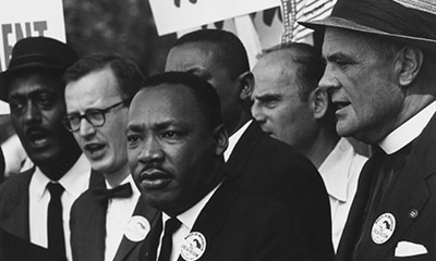 The Faith to Move Mountains: Martin Luther King, Jr.