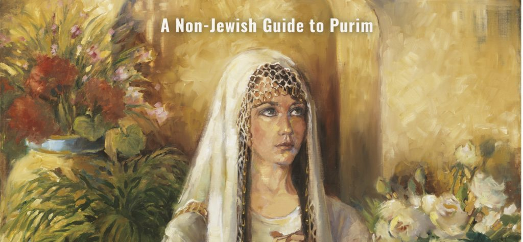 A non-jewish guide to purim