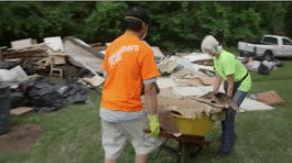 SAMARITAN'S PURSE: Disaster relief