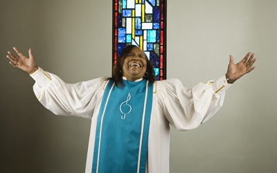 Sharing Deep Joy and Deep Pain in an African-American Church