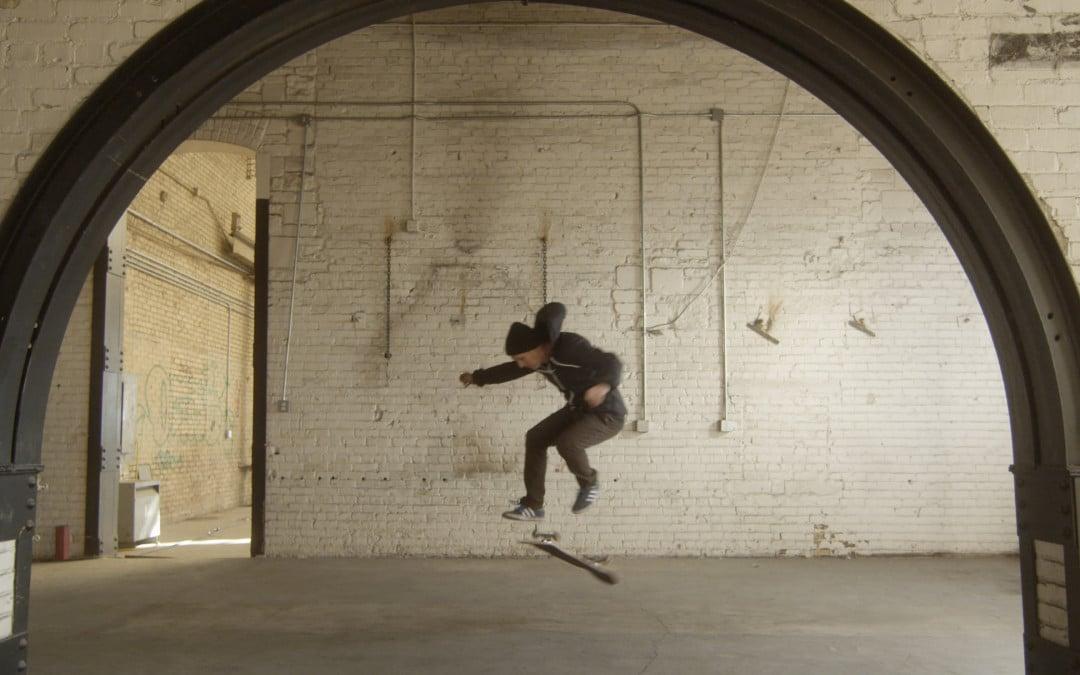 Skateboards and Faith